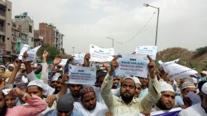 Huge Protest by MSO against Rapists of Kathua-Unnao Case